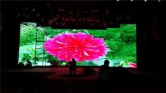浙江海宁P6舞台显示屏