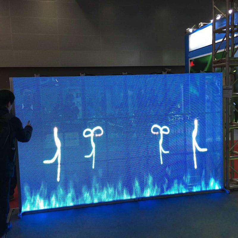 玻璃透明LED显示屏