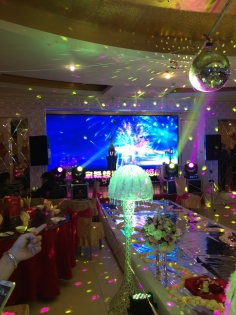舞台婚庆LED显示屏