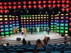 舞台灯光背景LED显示屏