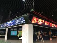 展厅柜台led显示屏