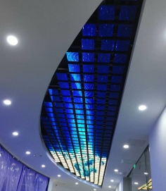 led天幕屏